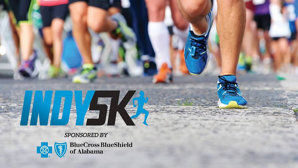 INDY 5K sponsored by BlueCross BlueShield of Alabama – TrussEvents